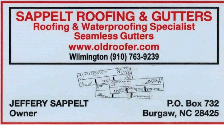 Sappelt Roofing & Gutters