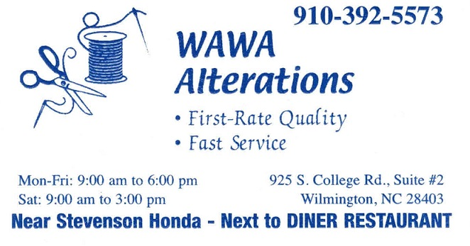 Wawa Alterations
