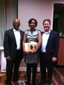 Michael Williams, Dr. Yvette Bonaparte, Chris Matheus