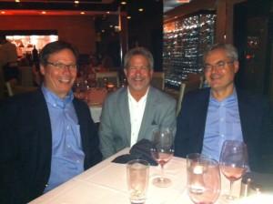 Dan Schmitt, me, John Ketchum