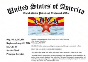 FOCM Trademark Certification